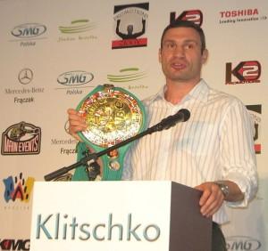 Când era campion mondial, Vitali Klitscho încasa milioane de dolari pentru un meci. Acest lucru l-a ajutat să intre în viața politică din Ucraina.