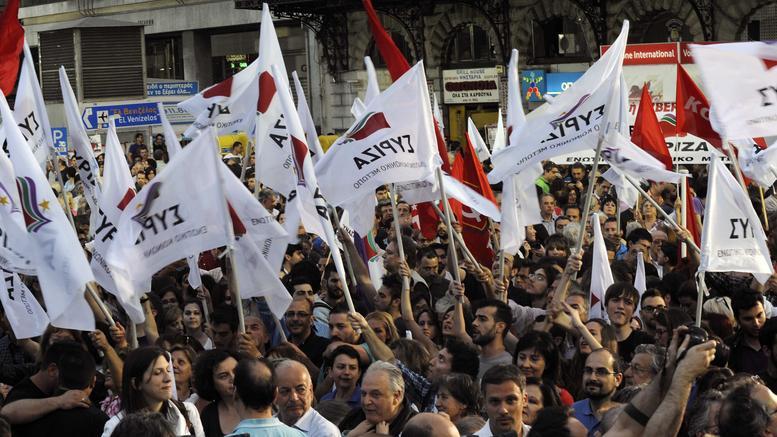 Pentru SYRIZA ziua de 18 mai a marcat o victorie electorală importantă înaintea alegerilor europene