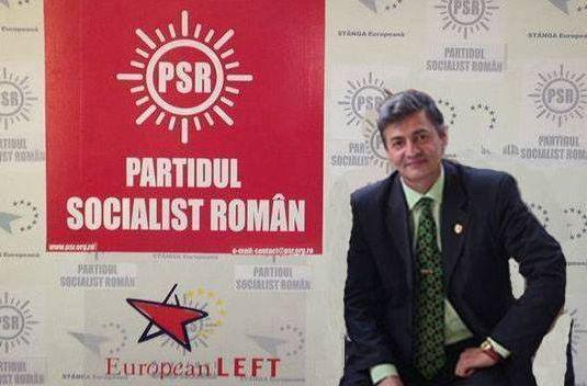 Comisar-șef (r) Petrică Dima, candidatul PSR la primăria mun. București pe 5 iunie